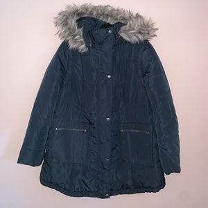 Kim + Kai Maternity Puffer Coat